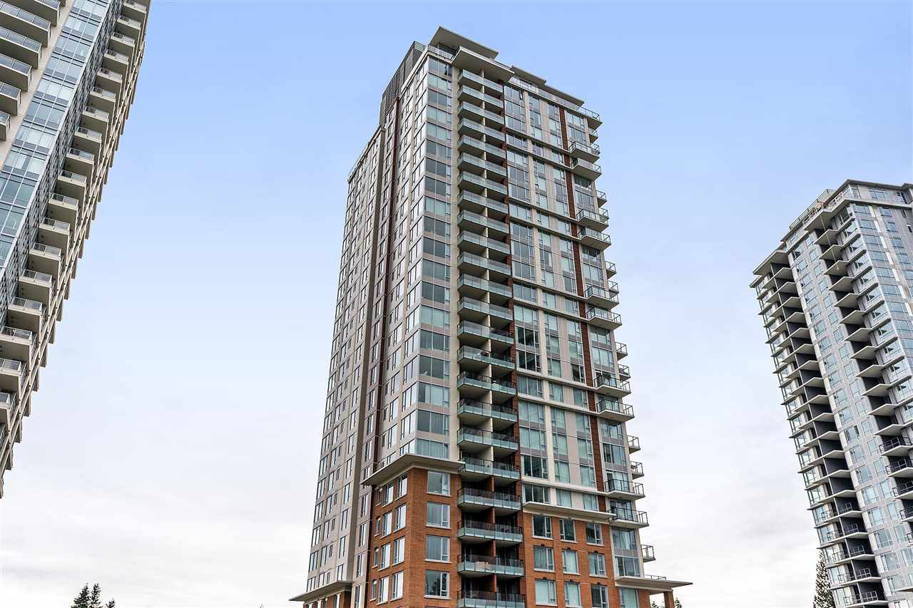 """Main Photo: 2205 3100 WINDSOR Gate in Coquitlam: New Horizons Condo for sale in """"THE LLOYD"""" : MLS®# R2343415"""