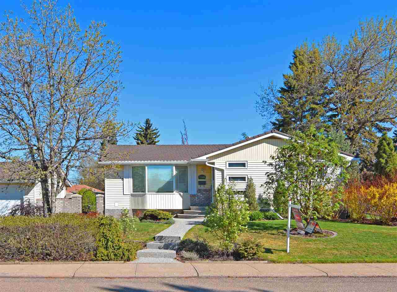 Main Photo: 7110 96A Avenue in Edmonton: Zone 18 House for sale : MLS®# E4153822