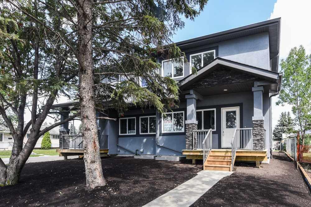 Main Photo:  in Edmonton: Zone 01 House Half Duplex for sale : MLS®# E4156839