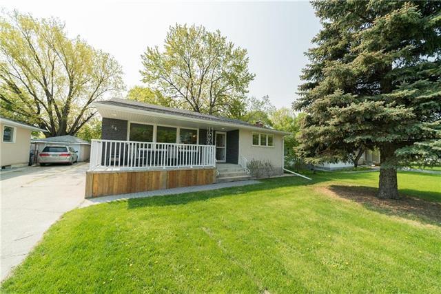 Main Photo: 66 Fletcher Crescent in Winnipeg: Fort Garry Residential for sale (1J)  : MLS®# 1914043