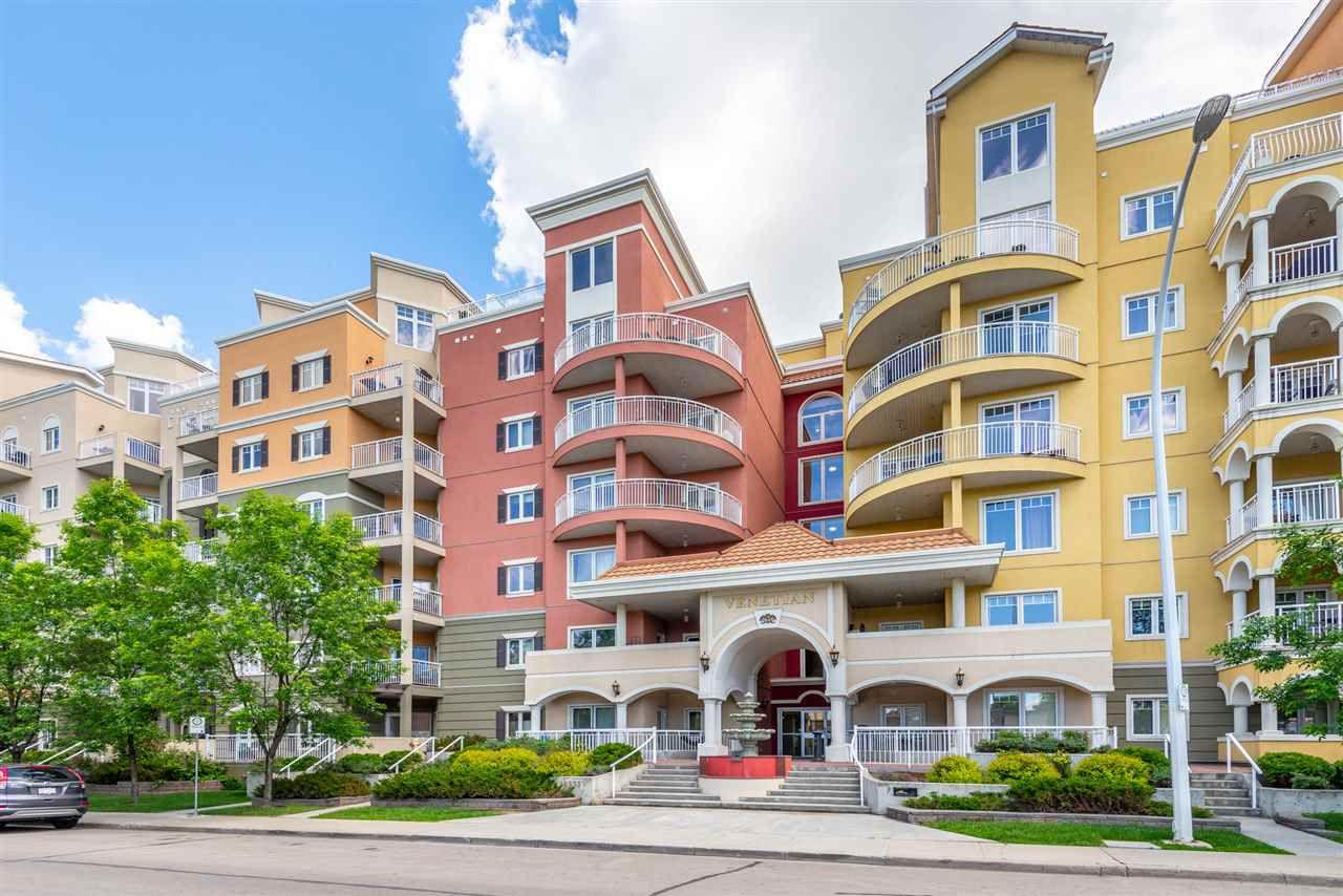 Main Photo: 219 10333 112 Street in Edmonton: Zone 12 Condo for sale : MLS®# E4161719