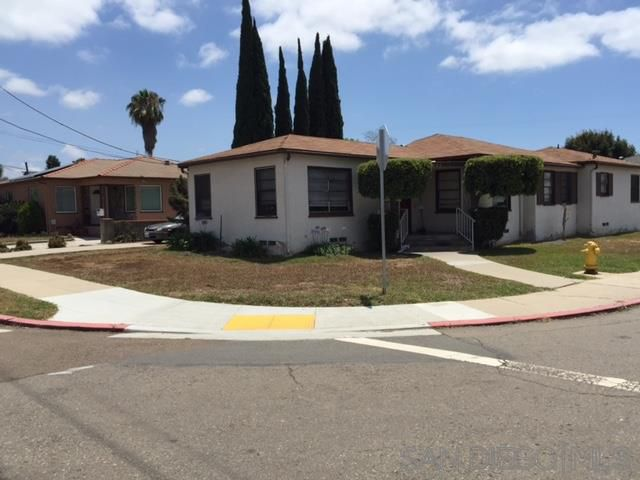 Main Photo: COLLEGE GROVE House for rent : 4 bedrooms : 4960 63rd in San Diego