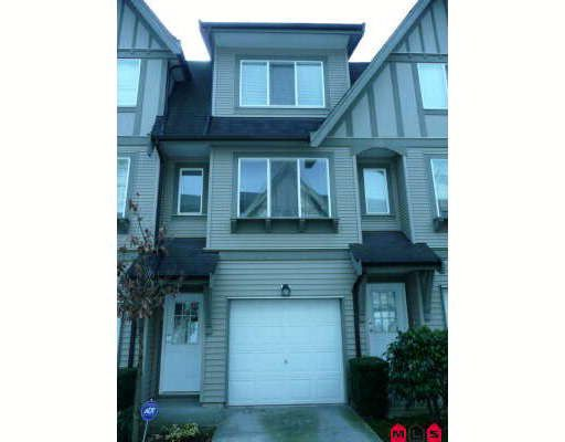 Main Photo: 29 8775 161 Street in : Fleetwood Townhouse for sale (Surrey)  : MLS®# F2806568