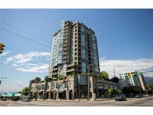 """Main Photo: # 801 160 E 13TH ST in North Vancouver: Central Lonsdale Condo for sale in """"THE GRANDE"""" : MLS®# V1032979"""