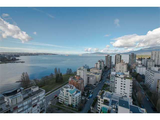 "Main Photo: 2001 1330 HARWOOD Street in Vancouver: West End VW Condo for sale in ""WESTSEA TOWER"" (Vancouver West)  : MLS®# V1048326"
