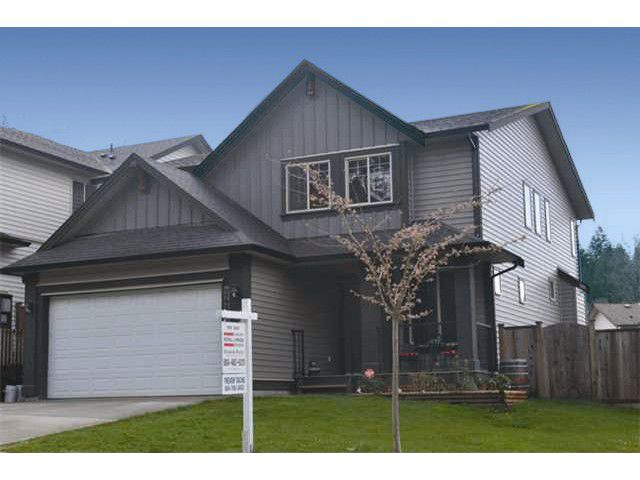"""Main Photo: 24866 108TH Avenue in Maple Ridge: Thornhill House for sale in """"HIGHLAND VISTAS"""" : MLS®# V1054622"""