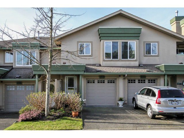 """Main Photo: 199 13888 70TH Avenue in Surrey: East Newton Townhouse for sale in """"CHELSEA GARDENS"""" : MLS®# F1434135"""
