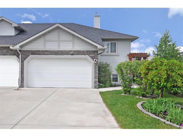 Main Photo: 303 CRYSTALRIDGE View: Okotoks House for sale : MLS®# C4015717