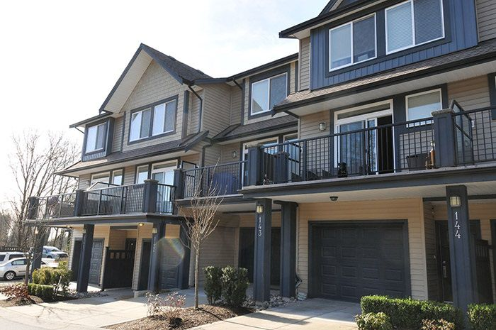 "Main Photo: 143 13819 232 Street in Maple Ridge: Silver Valley Townhouse for sale in ""BRIGHTON"" : MLS®# R2038564"