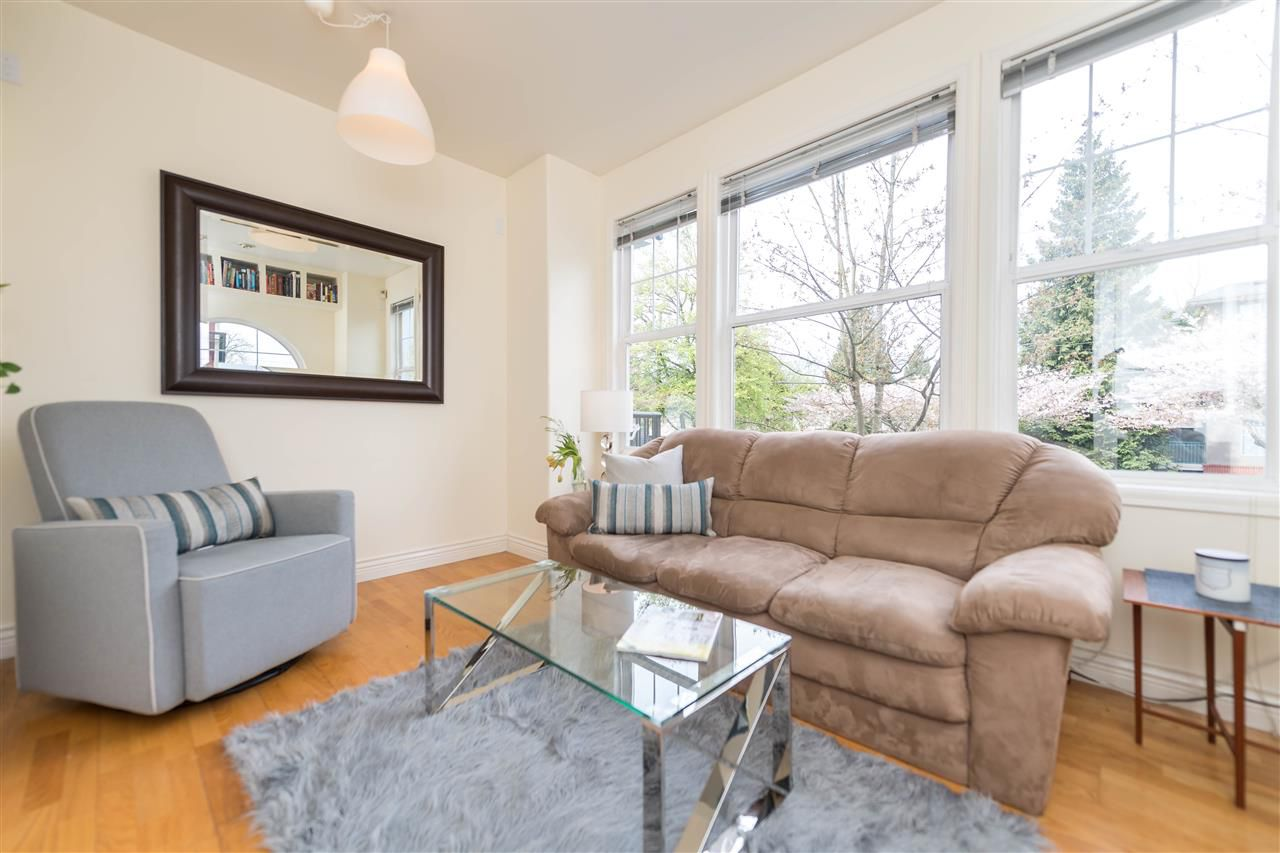 "Main Photo: 936 W 16TH Avenue in Vancouver: Cambie Townhouse for sale in ""Westhaven"" (Vancouver West)  : MLS®# R2157256"