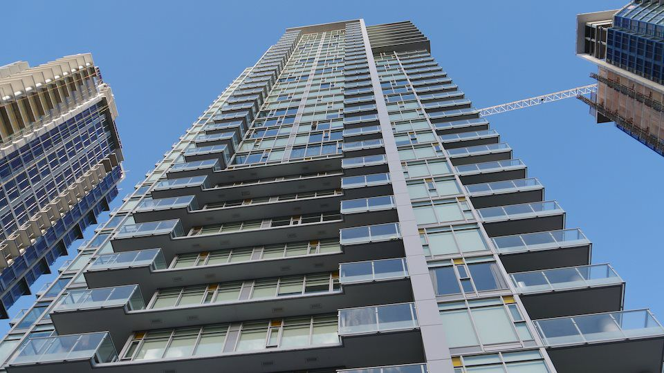 "Main Photo: 3203 6588 NELSON Avenue in Burnaby: Metrotown Condo for sale in ""THE MET"" (Burnaby South)  : MLS®# R2158114"