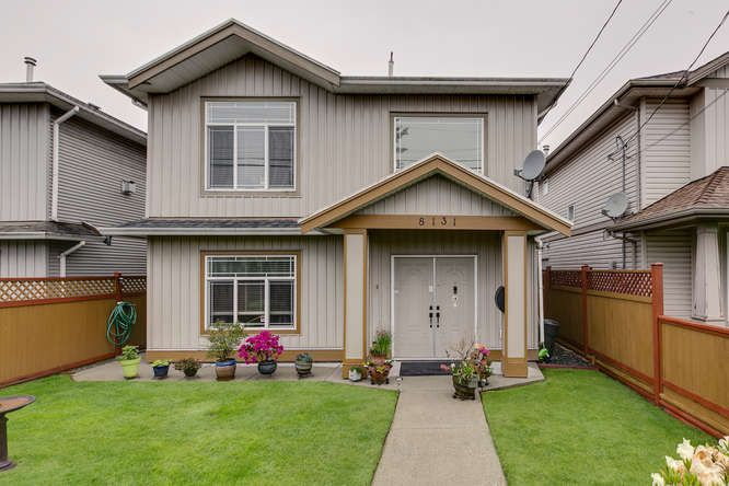 Main Photo: 8131 NO 1 Road in Richmond: Seafair House for sale : MLS®# R2167031