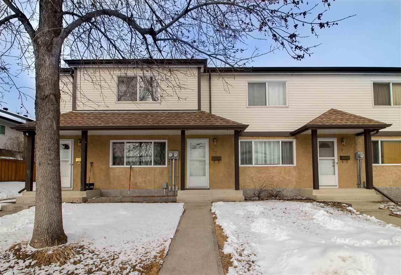 Main Photo: 52 14511 52 Street in Edmonton: Zone 02 Townhouse for sale : MLS®# E4101561