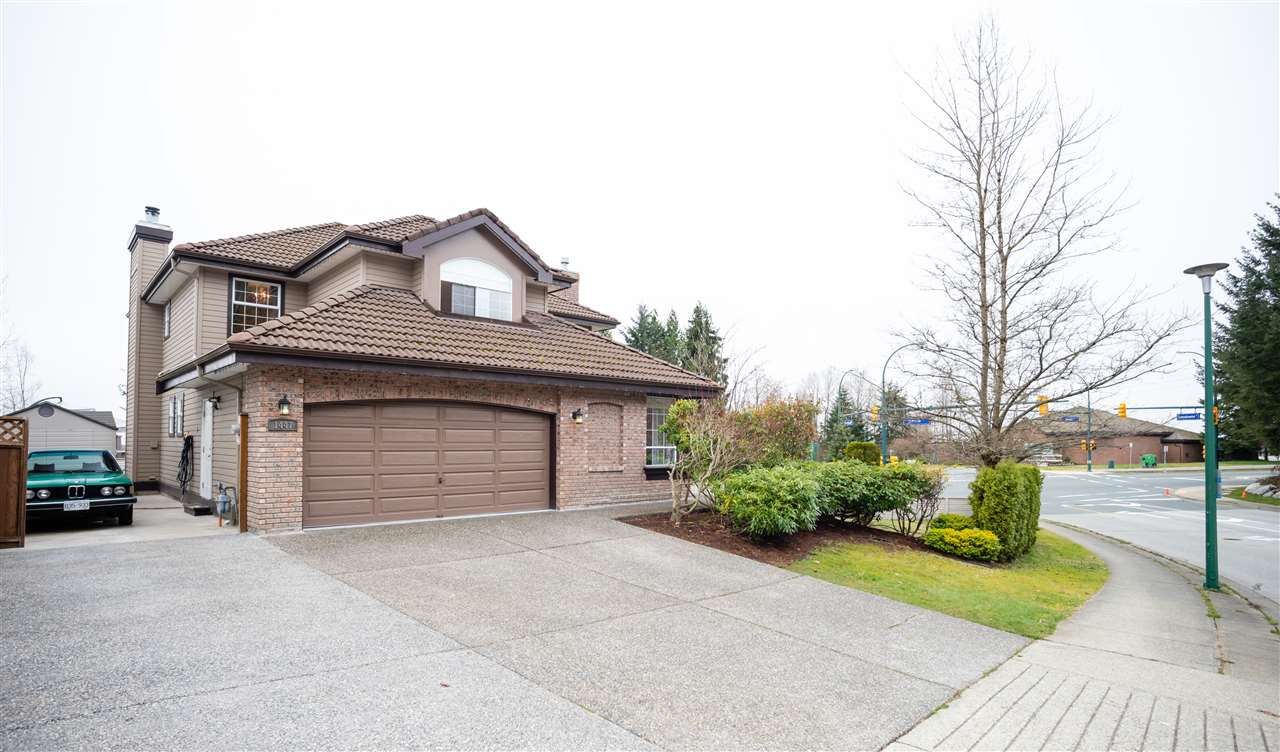 Main Photo: 1447 LANSDOWNE Drive in Coquitlam: Westwood Plateau House for sale : MLS®# R2255204