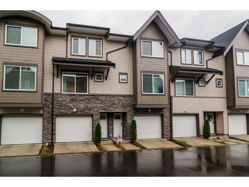 "Main Photo: 18 6895 188 Street in Surrey: Clayton Townhouse for sale in ""BELLA VITA"" (Cloverdale)  : MLS®# R2307005"
