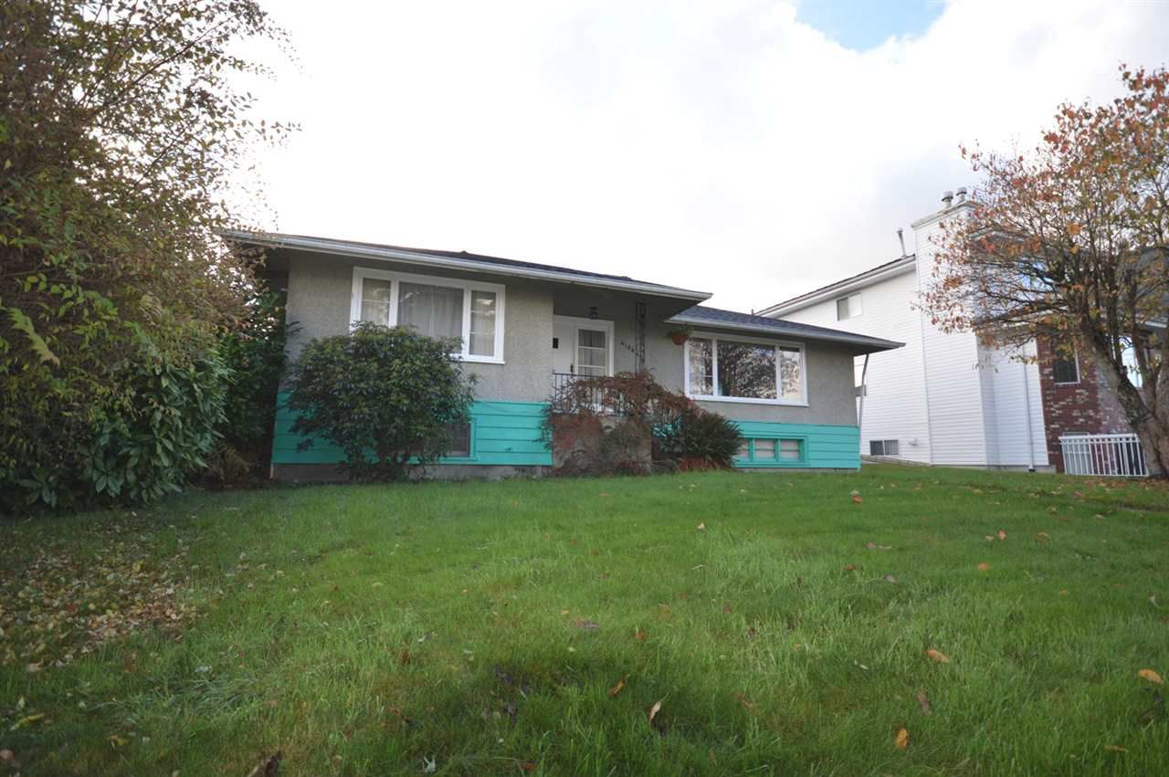 Main Photo: 4130 TRINITY Street in Burnaby: Vancouver Heights House for sale (Burnaby North)  : MLS®# R2322415
