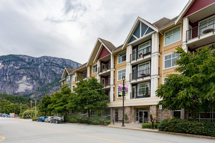 Main Photo: 322 1336 MAIN Street in Squamish: Downtown SQ Condo for sale : MLS®# R2330720