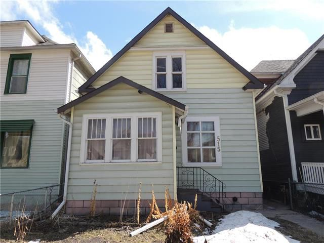 Main Photo: 515 Home Street in Winnipeg: Residential for sale (5A)  : MLS®# 1905607
