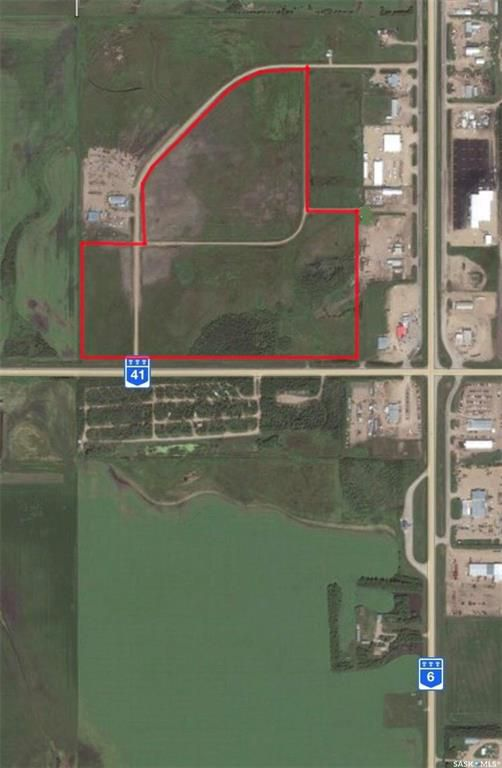 Main Photo:  in Melfort: Lot/Land for sale : MLS®# SK762869