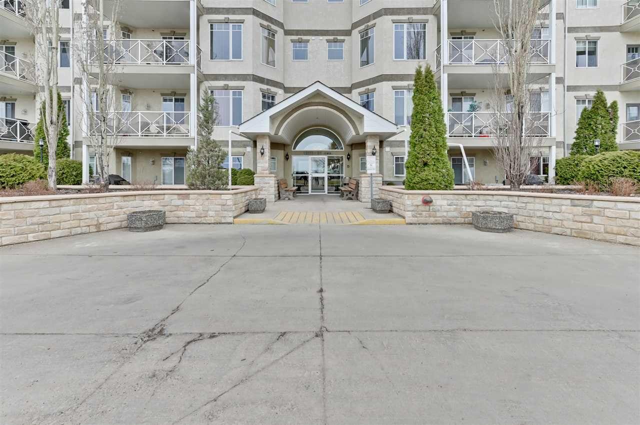 Main Photo: 216 12111 51 Avenue in Edmonton: Zone 15 Condo for sale : MLS®# E4154055