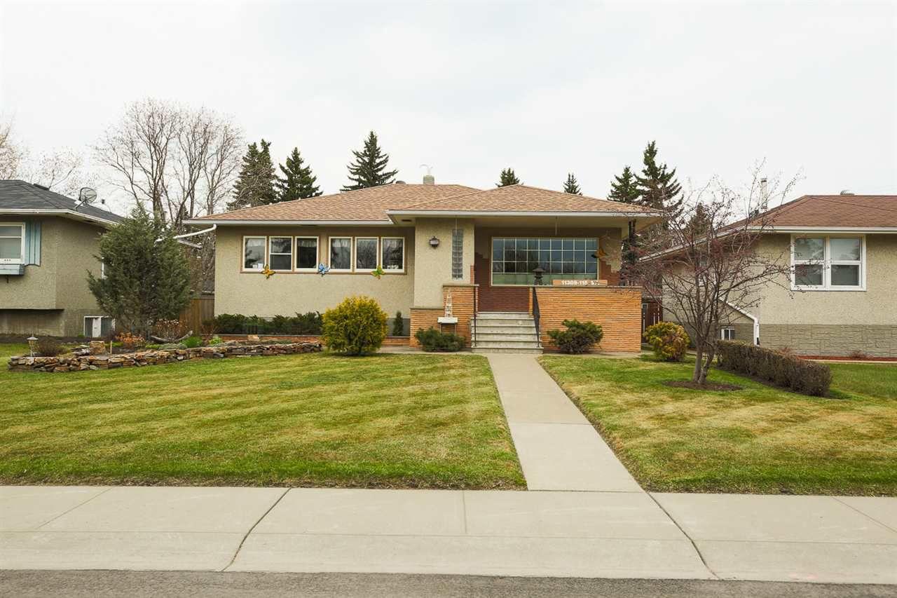 Main Photo: 11309 115 Street in Edmonton: Zone 08 House for sale : MLS®# E4156686