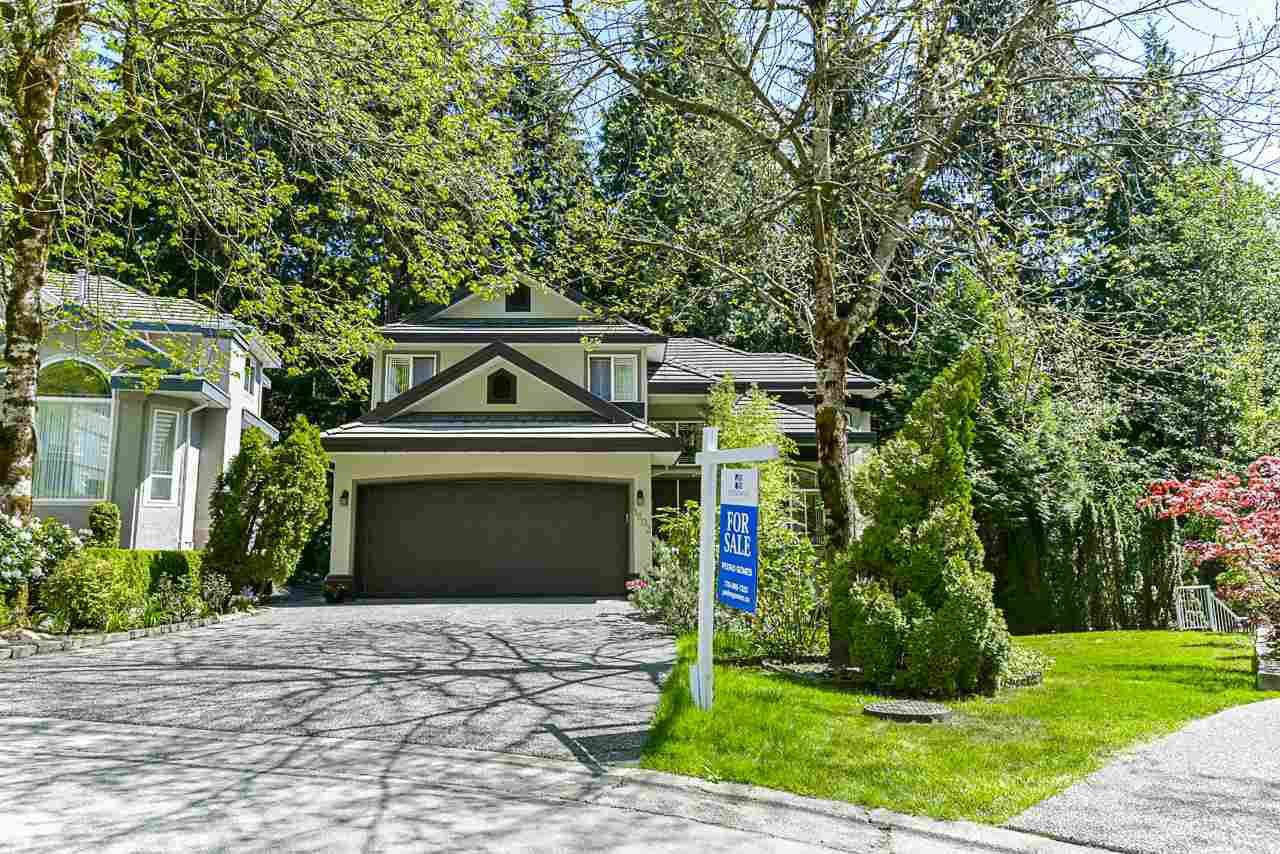Main Photo: 1803 CAMELBACK Court in Coquitlam: Westwood Plateau House for sale : MLS®# R2380832