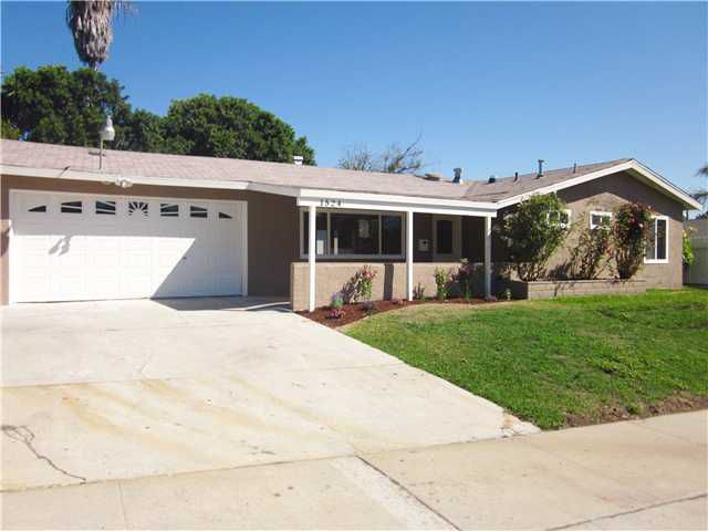 Main Photo: SPRING VALLEY House for sale : 3 bedrooms : 1524 Enfield