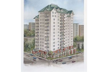 Main Photo: 601- 9707 105 Street - Peregrine Pointe: Condo for sale (Other)  : MLS®# n/a