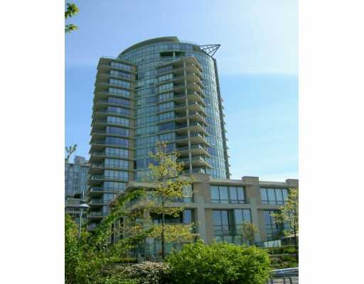 "Main Photo: 303 1328 MARINASIDE CR in Vancouver: False Creek North Condo for sale in ""CONCORD"" (Vancouver West)  : MLS®# V588979"