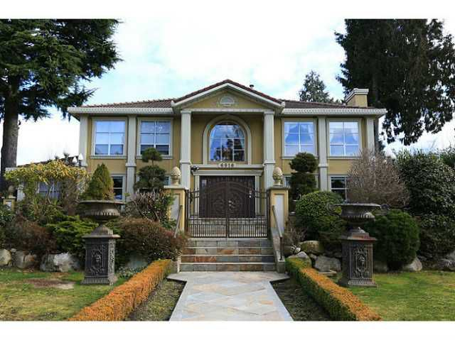 Main Photo: 6916 YEW Street in Vancouver: S.W. Marine House for sale (Vancouver West)  : MLS®# V1046678