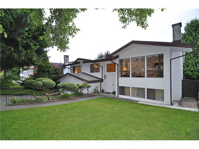 """Main Photo: 7570 KILREA Crescent in Burnaby: Montecito House for sale in """"S"""" (Burnaby North)  : MLS®# V1052145"""