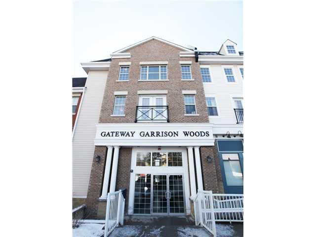 Main Photo: 347 2233 34 Avenue SW in CALGARY: Garrison Woods Condo for sale (Calgary)  : MLS®# C3605148