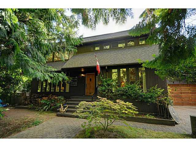 Main Photo: 6005 ALMA Street in Vancouver: Southlands House for sale (Vancouver West)  : MLS®# V1068580