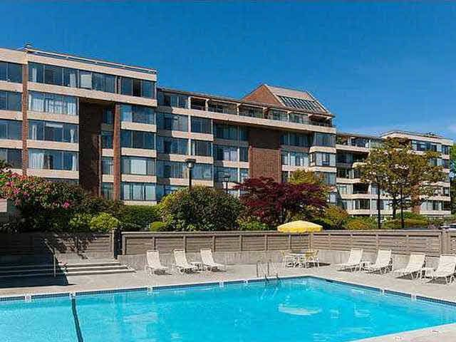 """Main Photo: 508 2101 MCMULLEN Avenue in Vancouver: Quilchena Condo for sale in """"ARBUTUS VILLAGE"""" (Vancouver West)  : MLS®# V1134733"""
