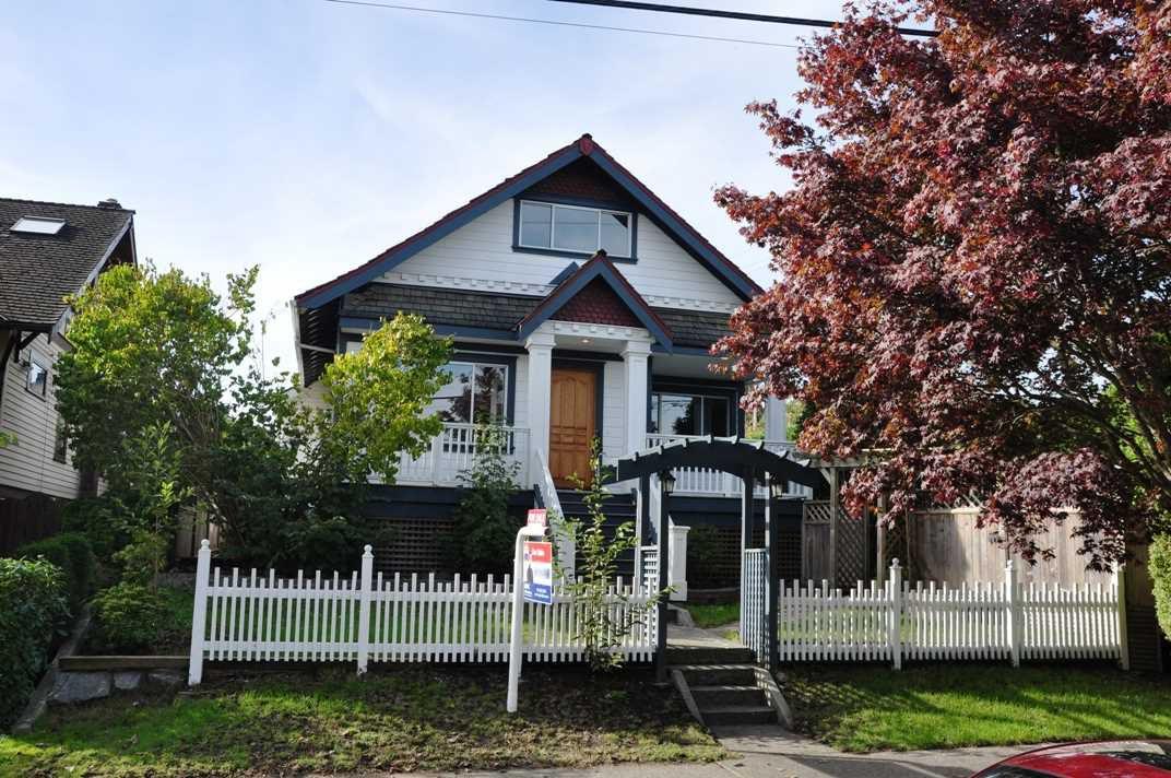 Main Photo: 433 GARRETT Street in New Westminster: Sapperton House for sale : MLS®# R2008067