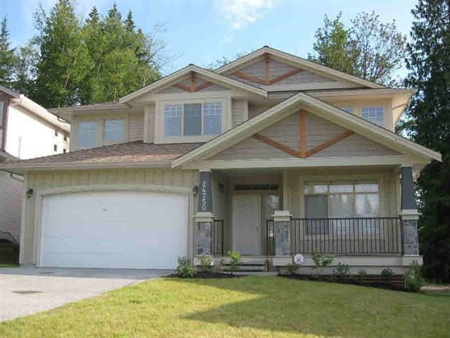 """Main Photo: 24587 MCCLURE Drive in Maple Ridge: Albion House for sale in """"UPLANDS AT MAPLE CREST"""" : MLS®# R2016109"""