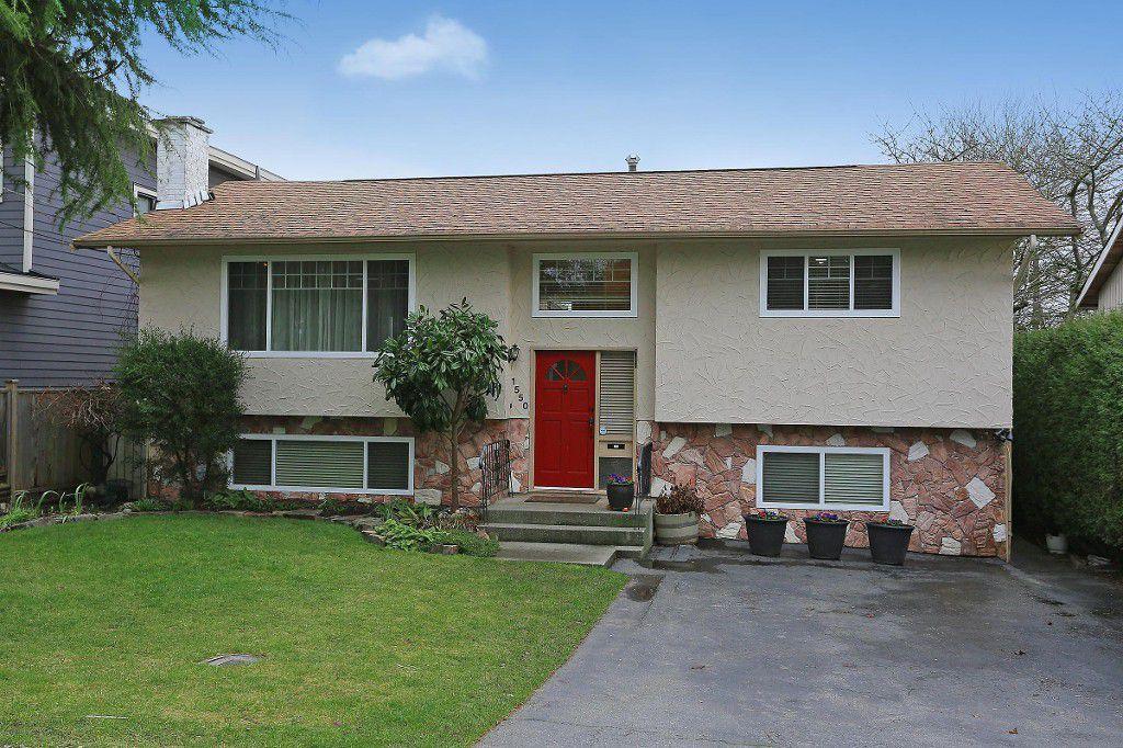 Main Photo: 1550 KENT Street: White Rock House for sale (South Surrey White Rock)  : MLS®# R2029141