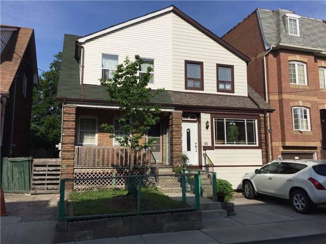 Main Photo: 44 Arnold Avenue in Toronto: Regent Park House (2-Storey) for sale (Toronto C08)  : MLS®# C3837844