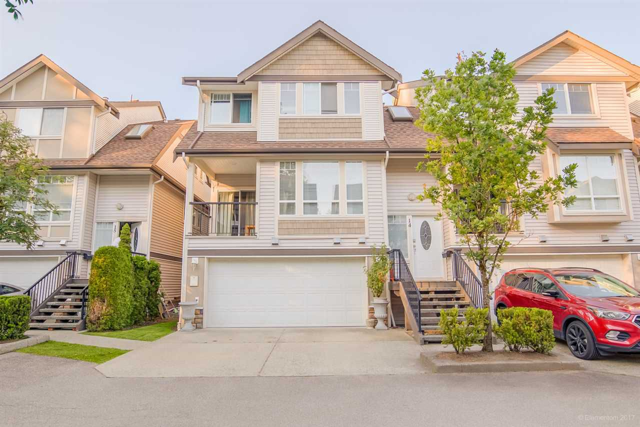 "Main Photo: 14 23233 KANAKA Way in Maple Ridge: Cottonwood MR Townhouse for sale in ""Riverwoods"" : MLS®# R2179753"