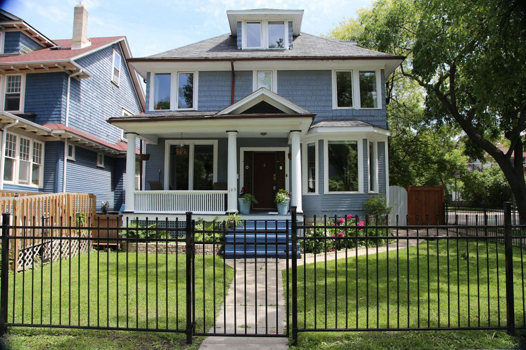 Welcome to 145 Canora St. in Wolseley