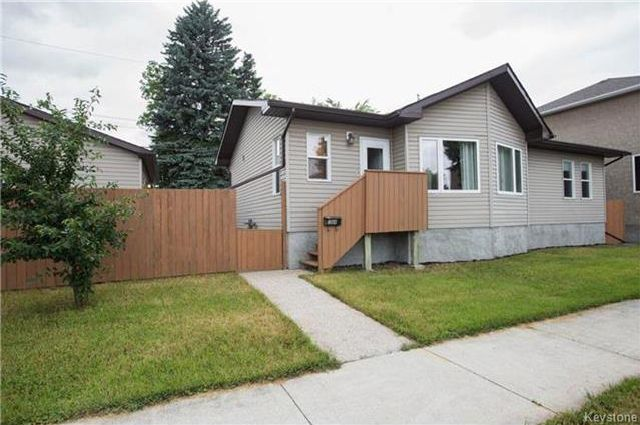 Main Photo: 204 Brooklyn Street in Winnipeg: St James Residential for sale (5E)  : MLS®# 1718715