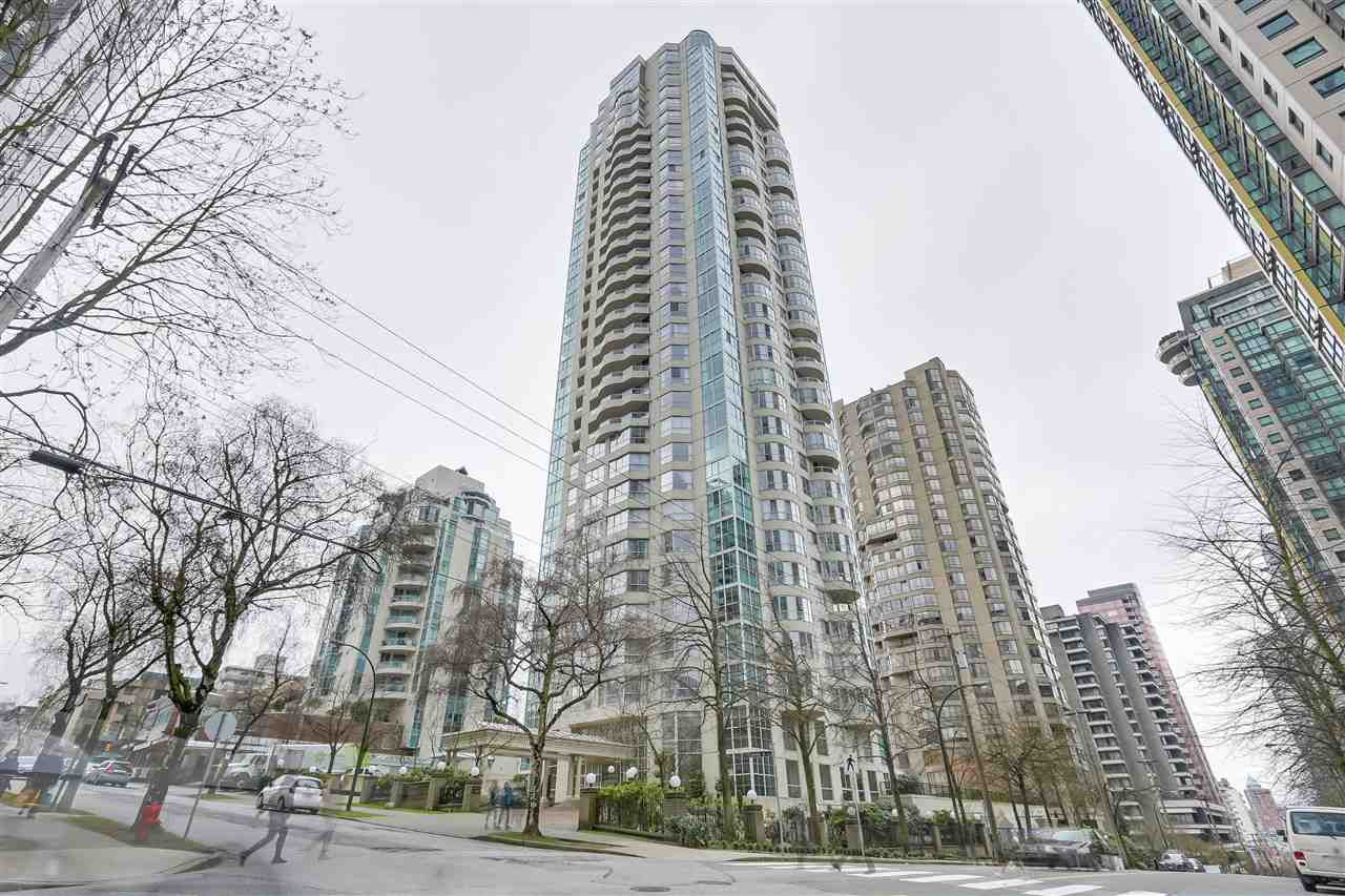 "Main Photo: 801 717 JERVIS Street in Vancouver: West End VW Condo for sale in ""EMERALD WEST"" (Vancouver West)  : MLS®# R2245195"