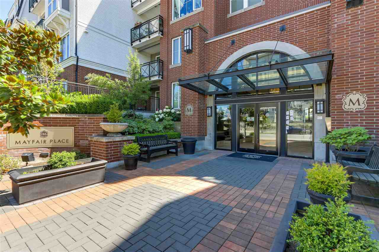 """Main Photo: 226 9388 MCKIM Way in Richmond: West Cambie Condo for sale in """"MAYFAIR PLACE"""" : MLS®# R2287156"""