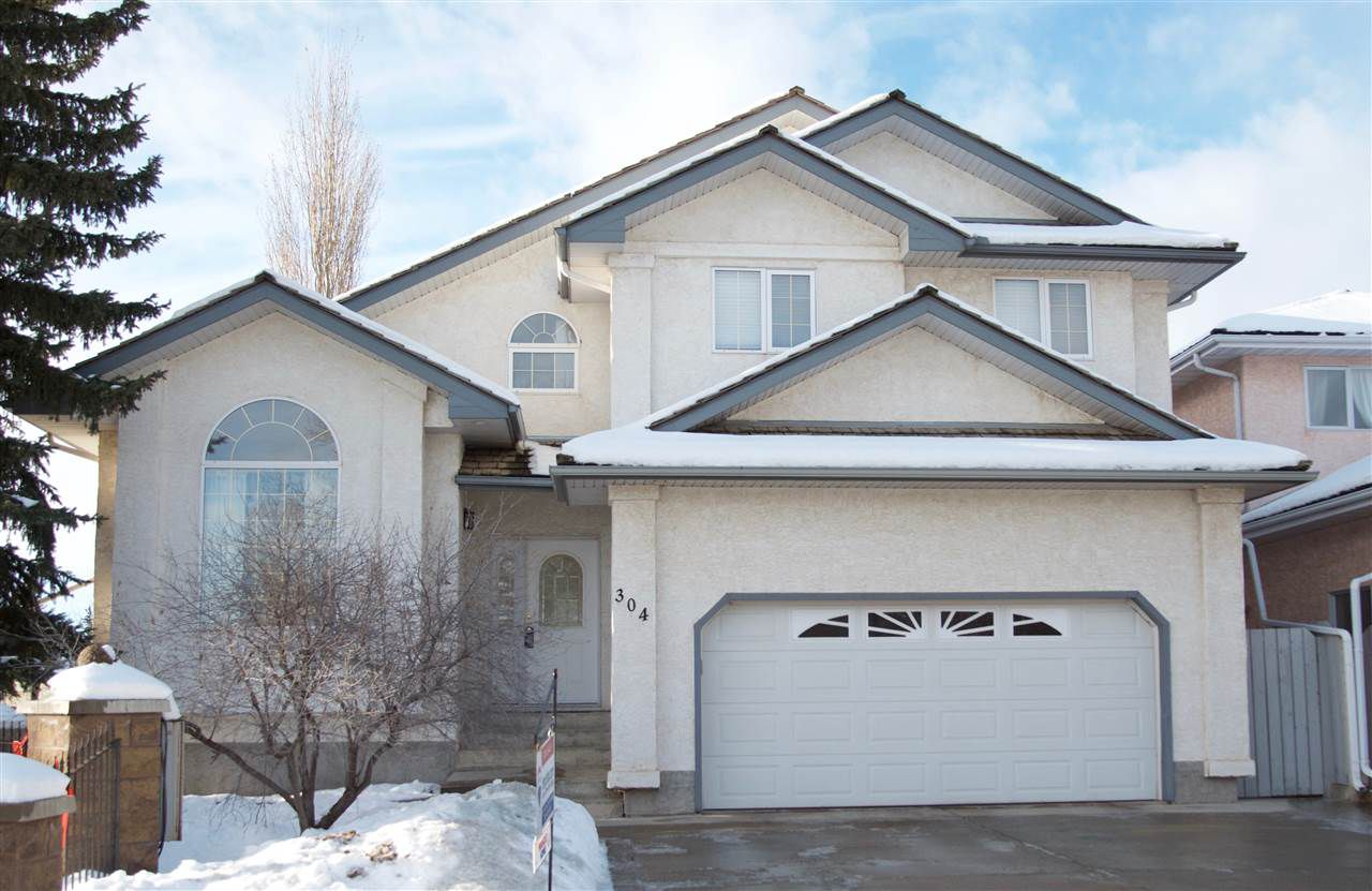 Main Photo: 304 Twin Brooks Drive NW in Edmonton: Zone 16 House for sale : MLS®# E4128354