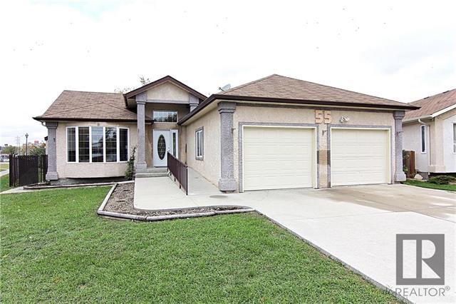 Main Photo: 55 Sterling Avenue in Winnipeg: Meadowood Residential for sale (2E)  : MLS®# 1826870