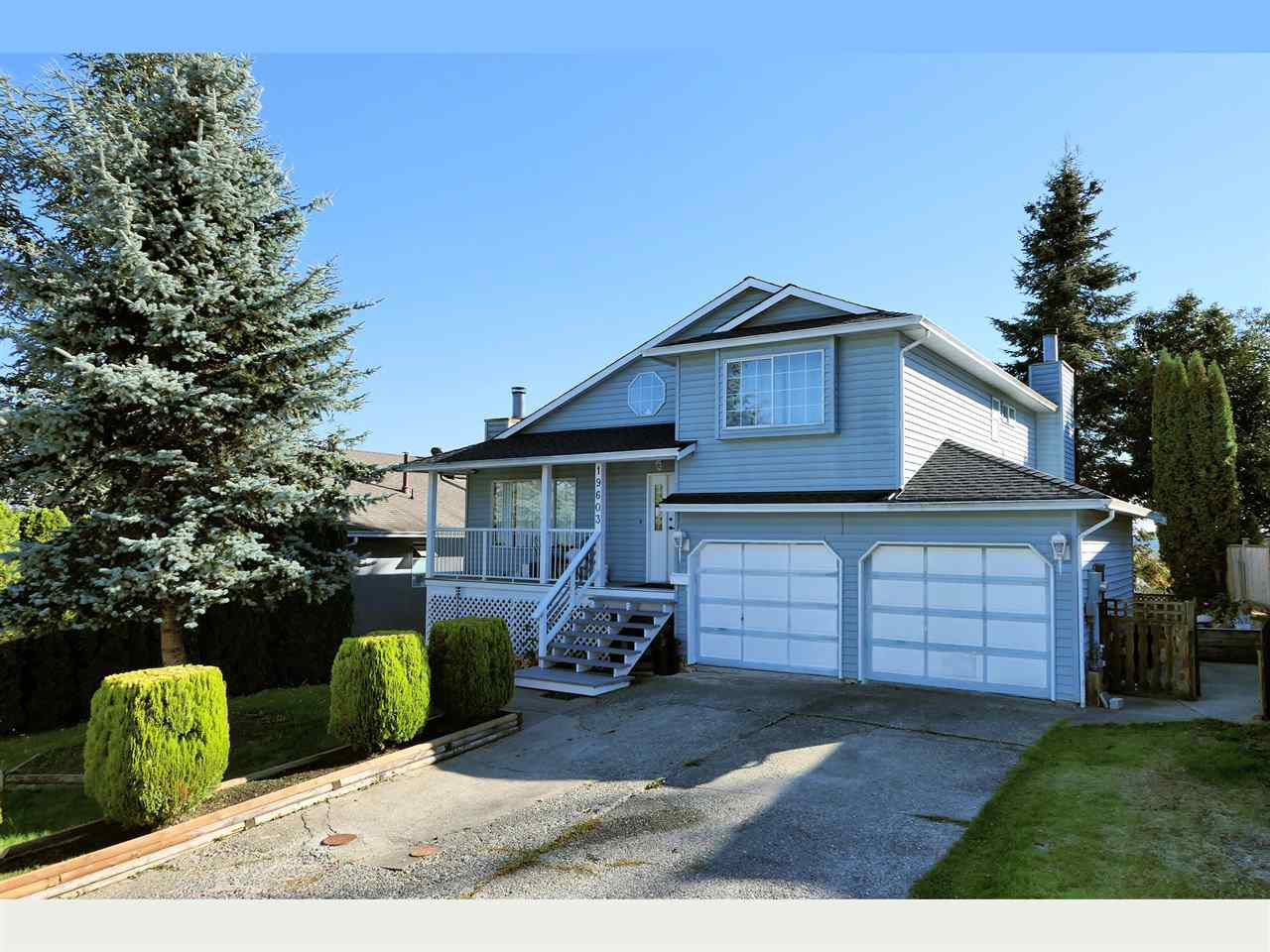 Main Photo: 19603 WAKEFIELD Drive in Langley: Willoughby Heights House for sale : MLS®# R2315068