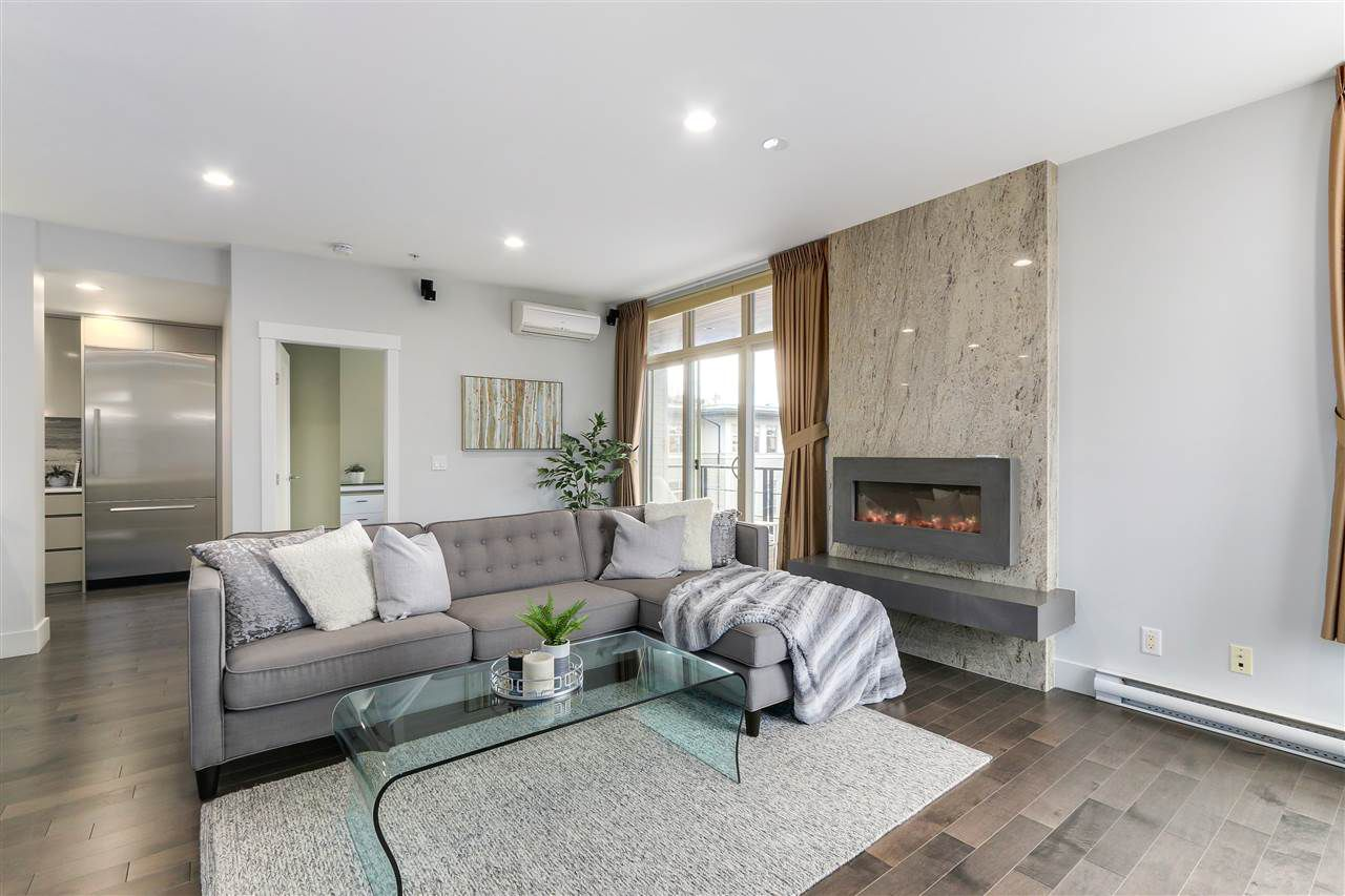 "Main Photo: 406 6333 LARKIN Drive in Vancouver: University VW Condo for sale in ""Legacy"" (Vancouver West)  : MLS®# R2321245"