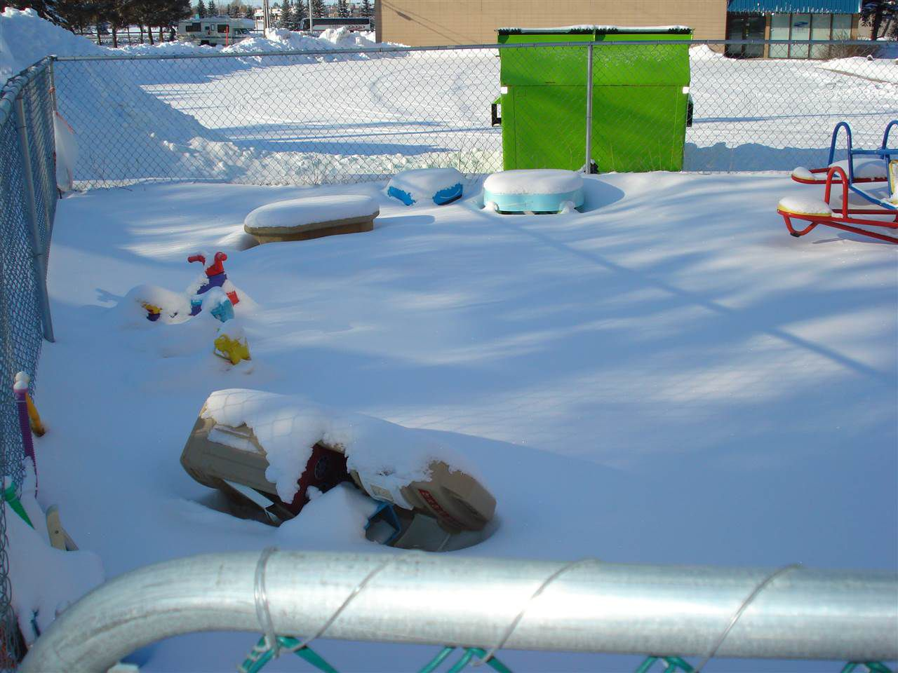 Exterior Play area