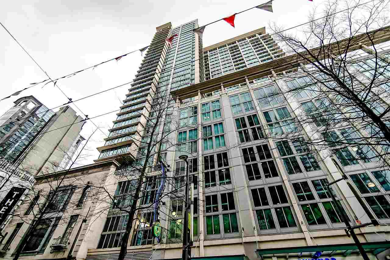 Main Photo: 2804 610 GRANVILLE Street in Vancouver: Downtown VW Condo for sale (Vancouver West)  : MLS®# R2337665