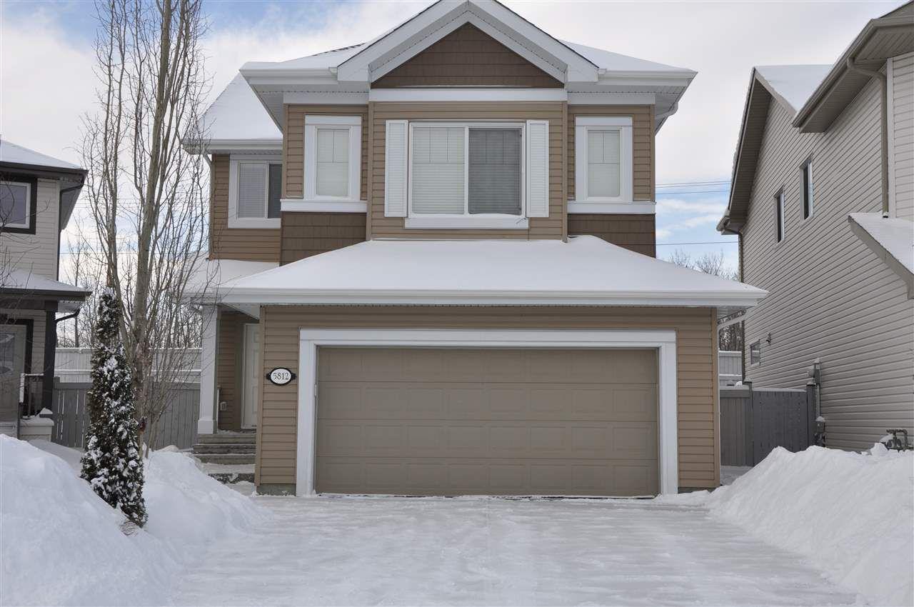 Main Photo: 5812 214 Street in Edmonton: Zone 58 House for sale : MLS®# E4142609